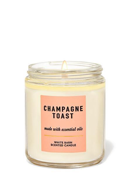 Свеча  Bath&BodyWorks Champagne Toast 198 г.