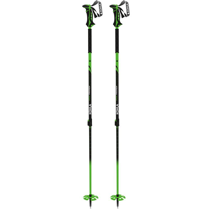 Лыжные телескопические палки Peak Freeride