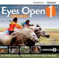 Eyes Open Level 1 Class Audio CDs (3)
