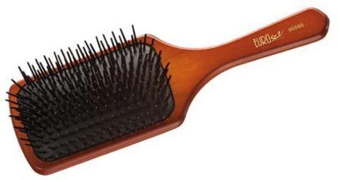 Щётка массажная для длинных волос Eurostil