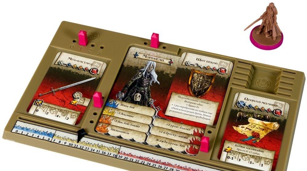 Настольная игра Зомбицид. Вульфсбург (дополнение)