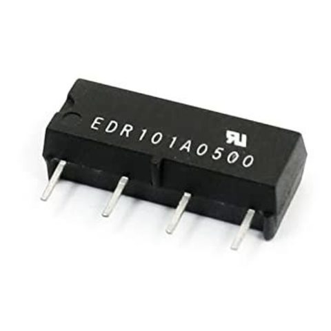 Реле герконовое EDR101A0500 5V / 1A,100V