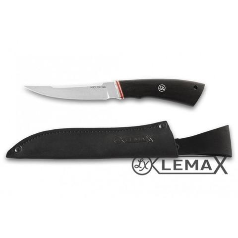 Нож Рыбак-2 NIOLOX WA , чёрный граб