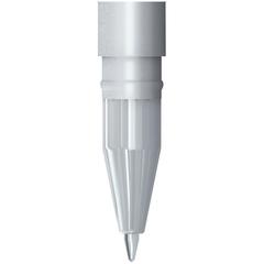 Berlingo Brilliant Metallic гелевая ручка с эффектом металлик 0.8 мм серебро