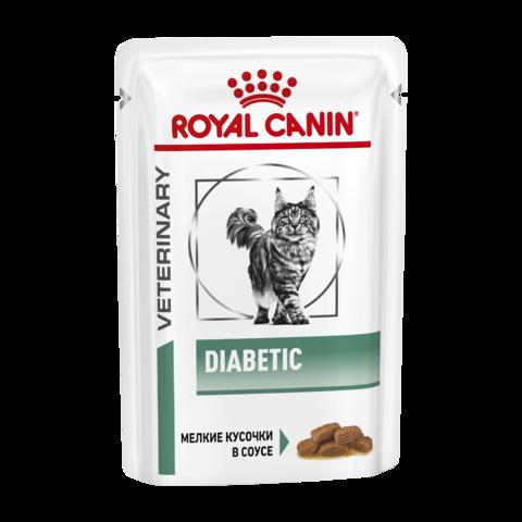 Royal Canin Diabetic DS 46 Feline Консервы для кошек при сахарном диабете