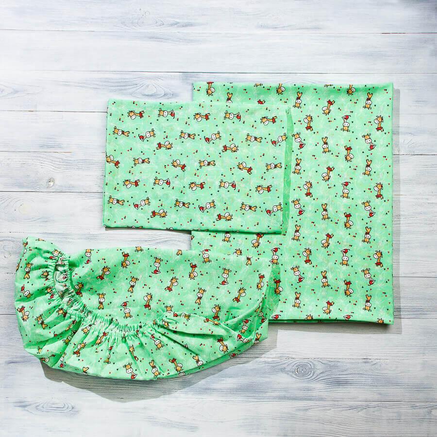 Постельное белье для новорожденных