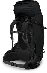 Рюкзак туристический Osprey Aether 65 Black - 2