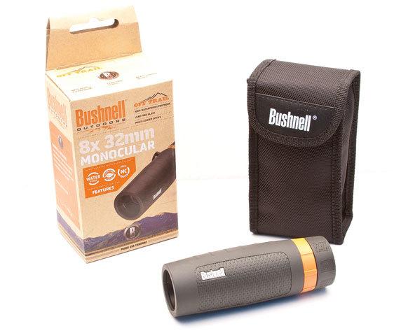 Коробка и чехол монокуляра Bushnell Off Trail