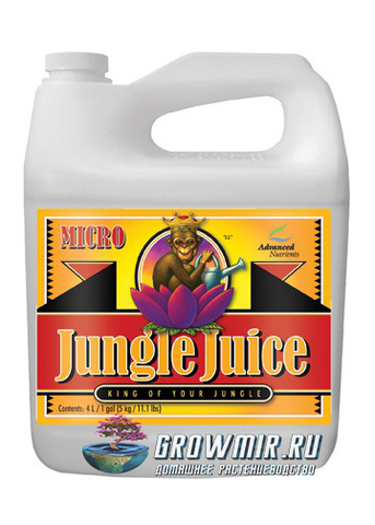 Advanced Nutrients Jungle Juice Micro (5л)