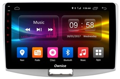 Штатная магнитола на Android 8.1 для Volkswagen Passat CC I рестайлинг 11+ Ownice G10 S1901E