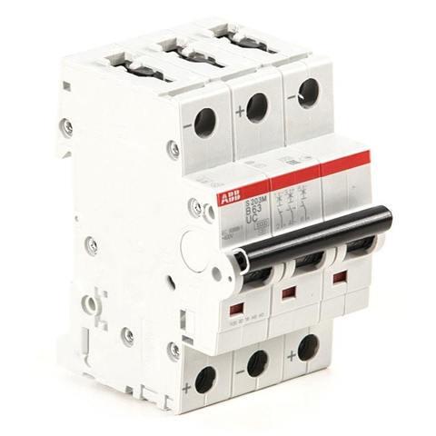 Автоматический выключатель ABB S203M-B63