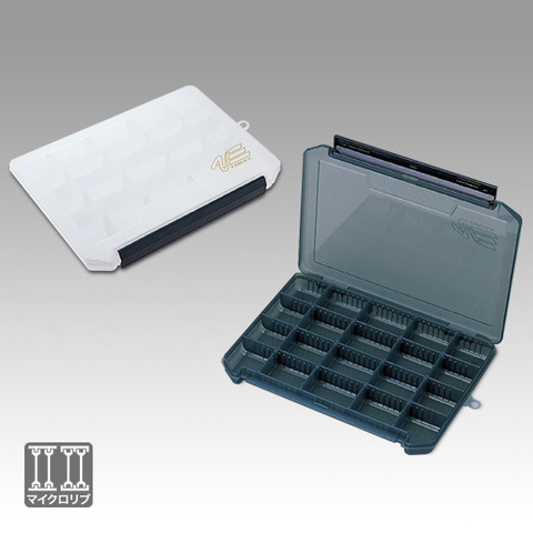 Коробка под приманки MEIHO VS-3020NS CLEAR