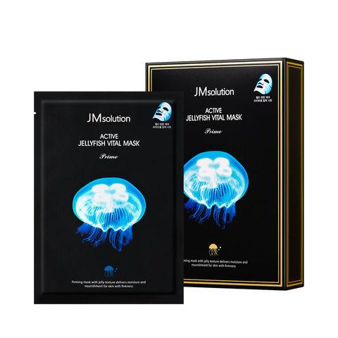 Ультратонкая маска с экстрактом медузы JM Solution ACTIVE JELLYFISH VITAL MASK PRIME