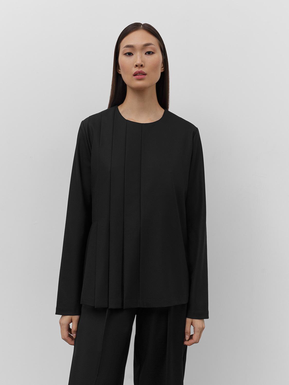 Блуза Astrid с частичными складками