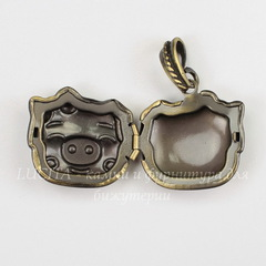 Медальон - подвеска