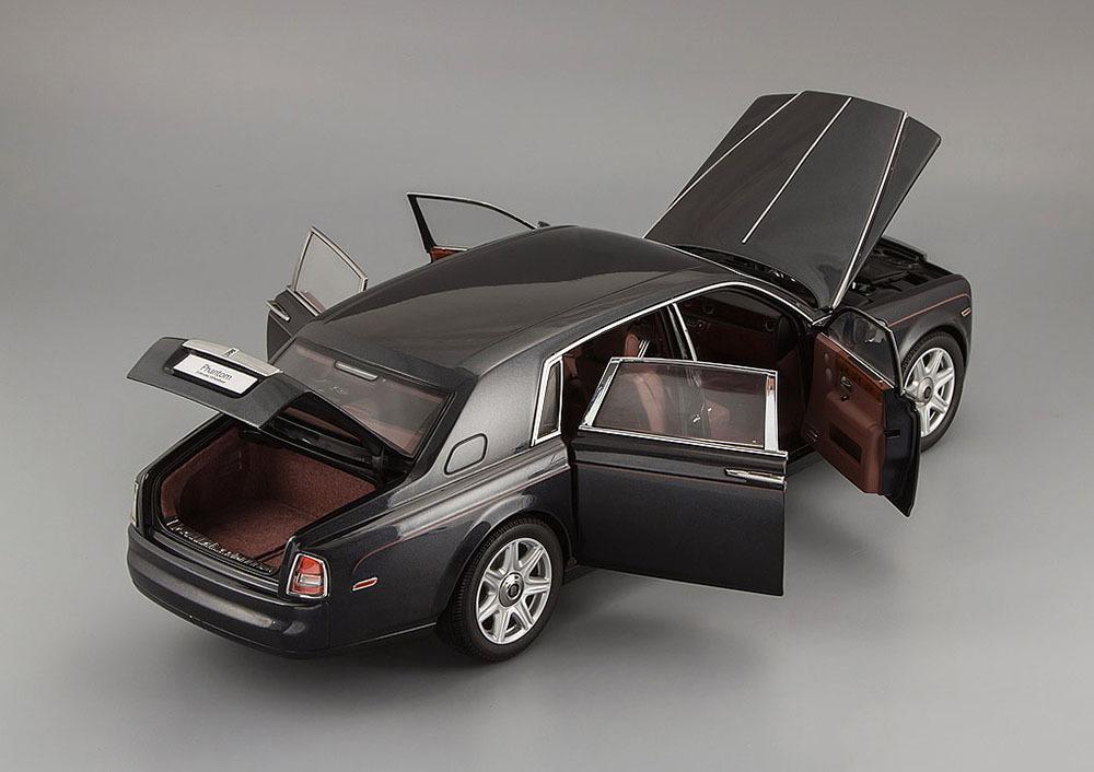 Коллекционная модель Rolls-Royce Phantom Extended Wheelbase (EWB) 2012