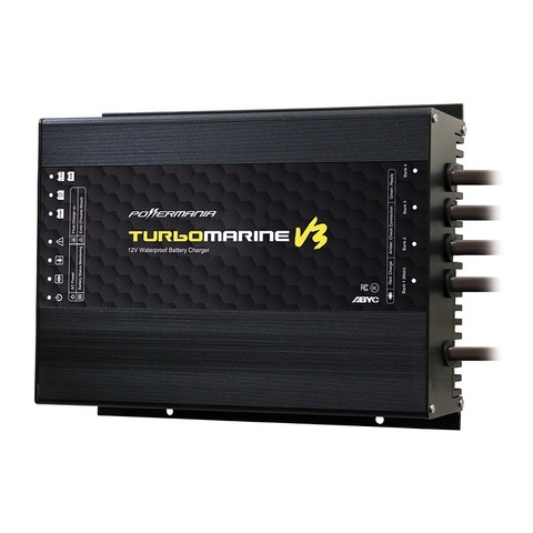 Зарядное устройство Powermania Turbo M330V3