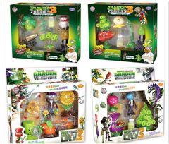 Растения против Зомби набор функциональных игрушек