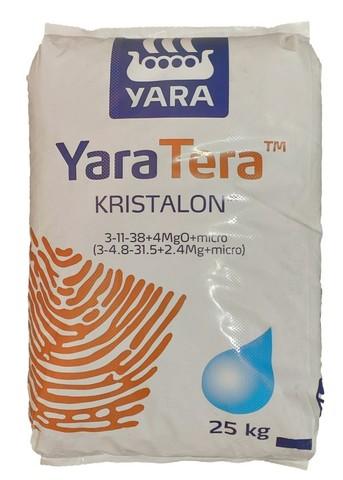 Кристалон коричневый 3:11:38+4MgO Yara