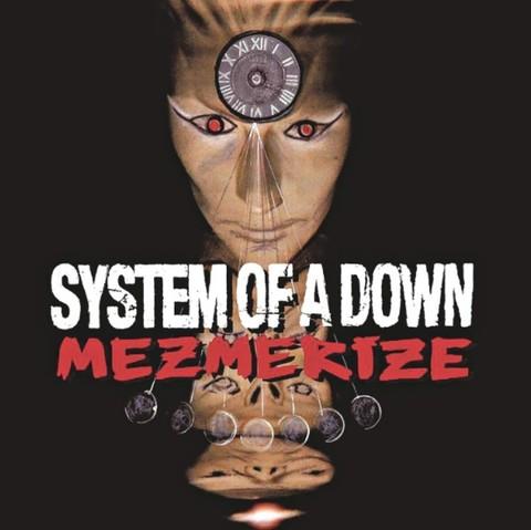 Виниловая пластинка. System Of A Down — Mezmerize