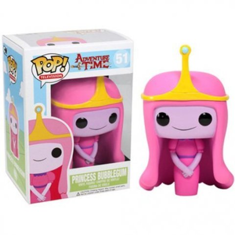 Фигурка Funko Pop Время Приключений-Принцесса Бубльгум (Adventure Time - Princess Bubblegum)