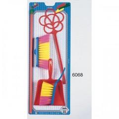 Klein Игрушка-набор для уборки, 4 предмета (6068)