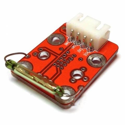 Герконовое реле (Quatro-модуль)