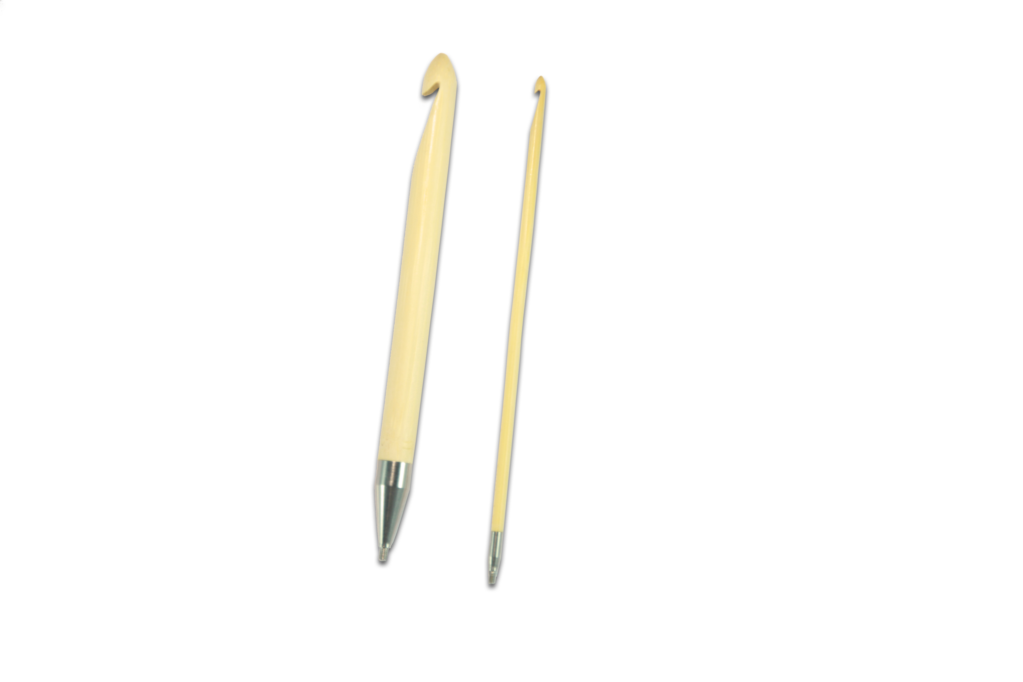 1506-E Крючок для тунисского вязания, бамбук