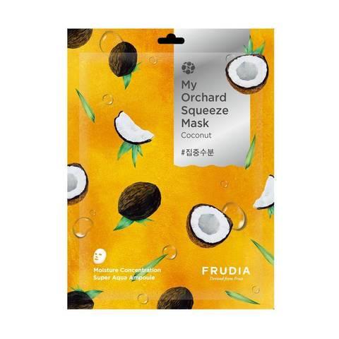 FRUDIA Увлажняющая маска с кокосом Фрудиа, 1 шт