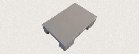 Поддон пластиковый 600x400x150 мм. Цвет: Серый