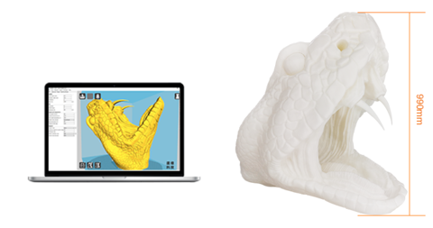 3D-принтер CreatBot F1000