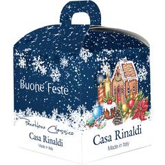 Кулич Casa Rinaldi классический Festa 100 г