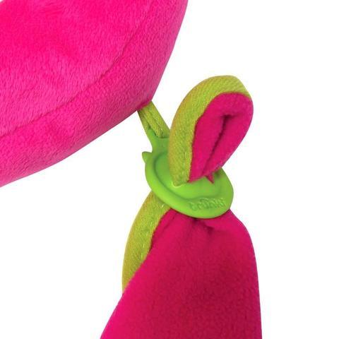 Подголовник детский Yondi, розовый
