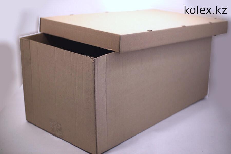Коробка Архивная белая большая