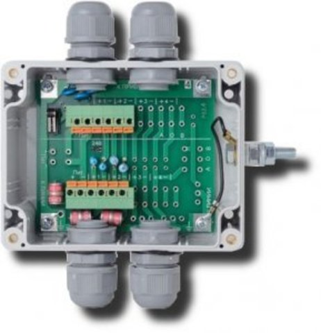 Модуль грозозащиты УЗ-1Ш-1ТВ-24