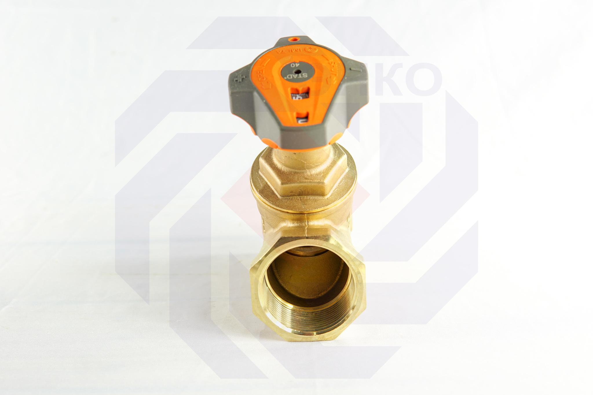 Клапан балансировочный IMI STAD DN 40