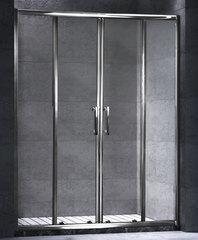 Душевая дверь в нишу ESBANO-140DW 140 см