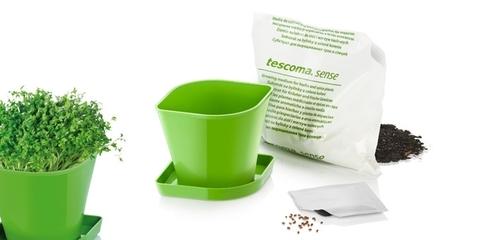 Набор для выращивания пряных растений Tescoma SENSE, кресс-салат