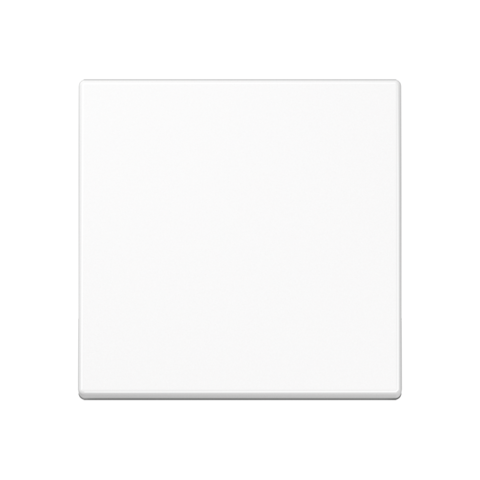 Выключатель одноклавишный проходного типа. 10 A / 250 B ~. Цвет Белый. JUNG A. 506U+A590WW
