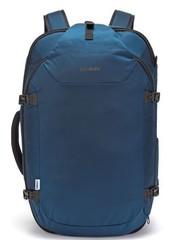 Рюкзак в ручную кладь Pacsafe Venturesafe EXP45 ECONYL, океан, 45 л.