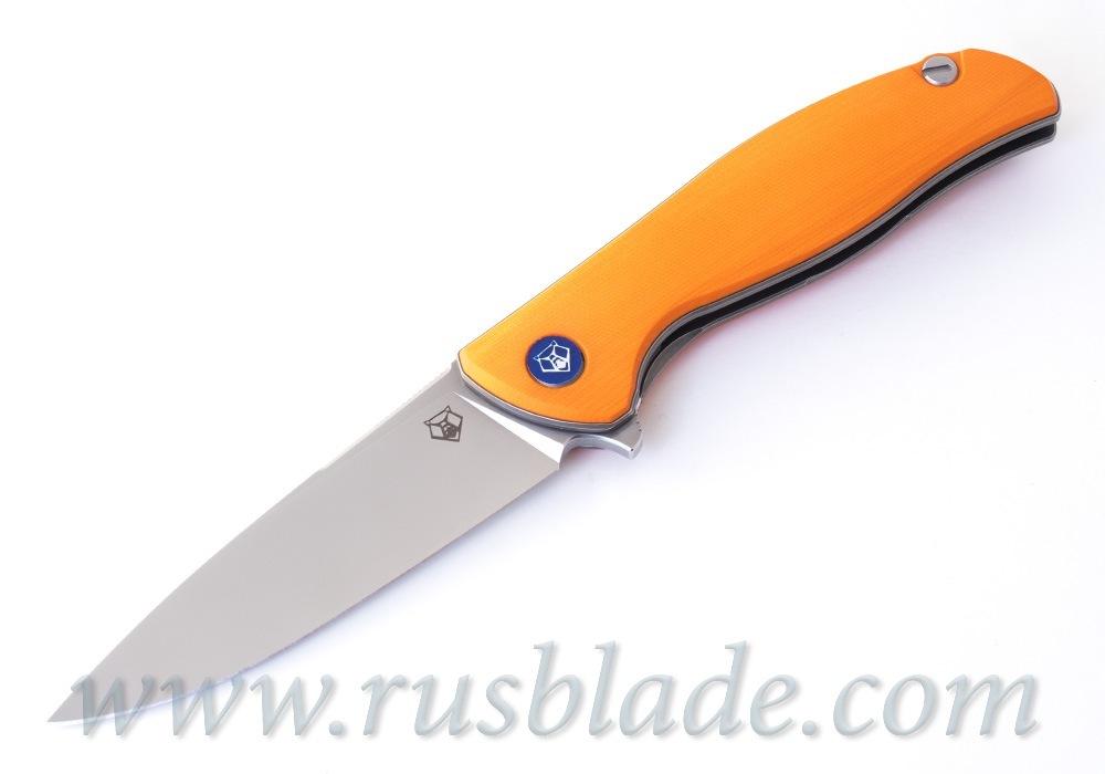 Shirogorov F3 NS S90V Orange Exclusive - фотография