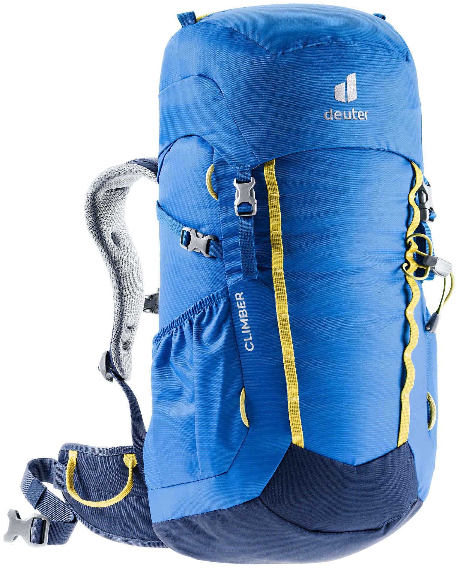 Детские рюкзаки Рюкзак детский Deuter Climber 22 (2021) 3611021-1316-Climber-s20-d0.jpg