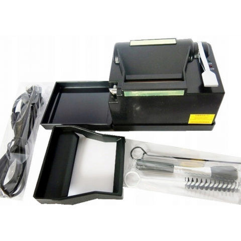 Поршневая электро машинка C90 для набивки сигаретных гильз 8мм