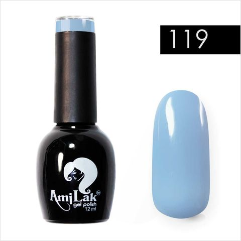 AmiLak Color Gel Polish №119