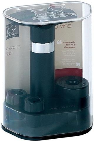 Набор для хранения вина и шампанского, артикул 210052. Серия Epivac Duo