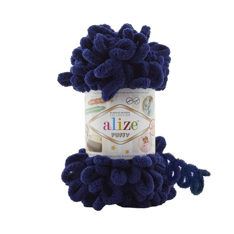 Пряжа Alize Puffy цвет 058