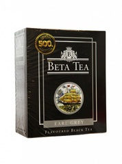 Çay \ Чай \ Tea Beta Earl Grey qara çay 500 q