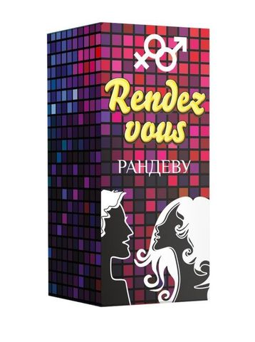 Капли для женщин Rendezvous - 30 мл.