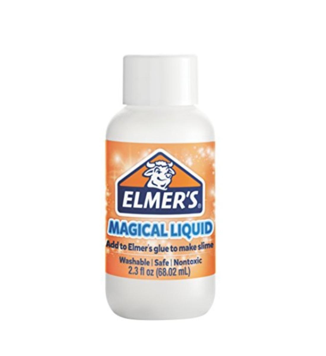 Загуститель активатор для слайма Elmer's Magical Liquid мини 68 мл