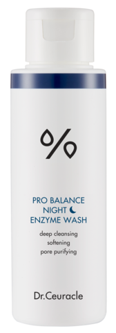 Ночной Энзимный Скраб DR. CEURACLE Pro-Balance Night Enzyme Wash